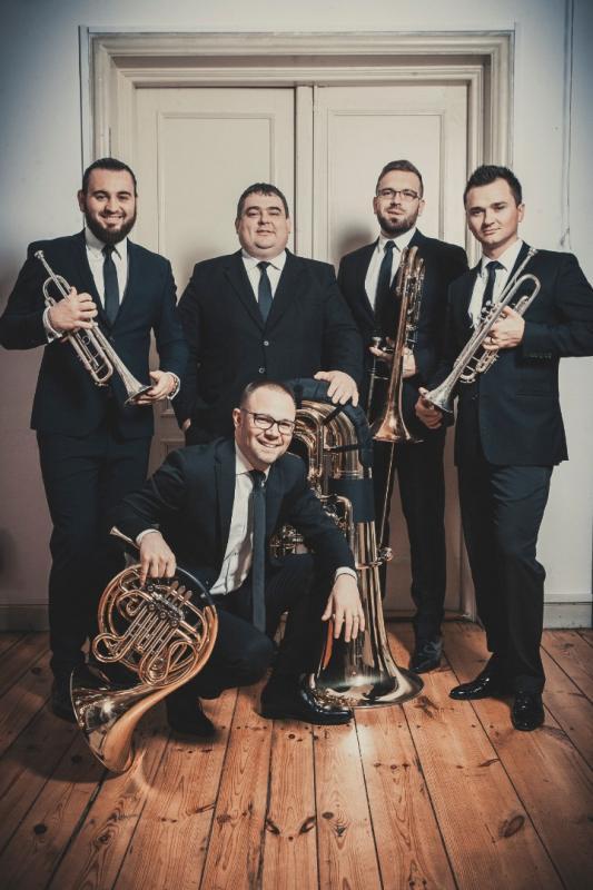 Varsovia Brass Quintet